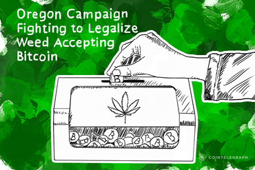 Oregon Campaign Fighting to Legalize Weed Accepting Bitcoin