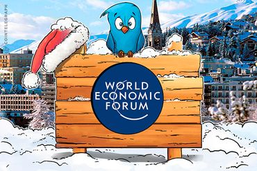 Twitter Reacts to Crypto Fear-Mongering at Davos WEF