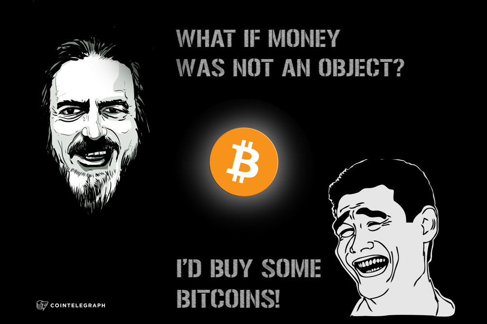 Did Alan Watts lay the foundations for cryptocurrencies in the '60s?