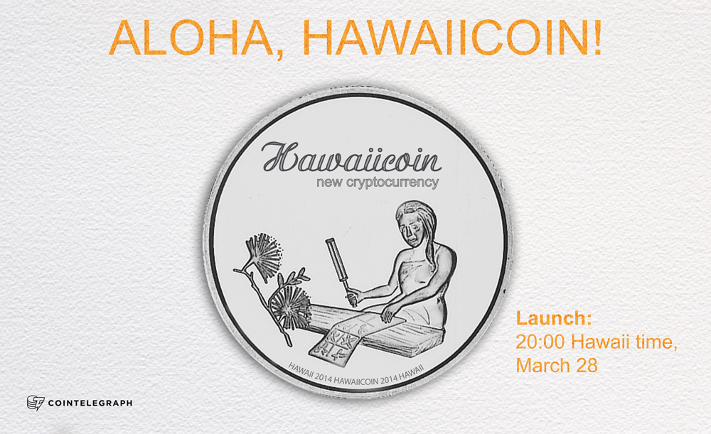 "Say ""Aloha!"" to a brand new currency"