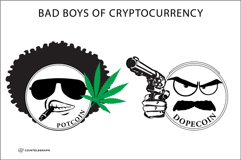 """The Two """"Sides"""" of Drug Coins"""