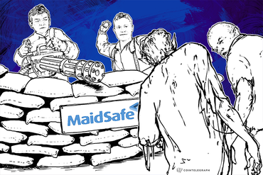 Clearing the Air Over MaidSafe's Patent Request: An Interview with COO Nick Lambert
