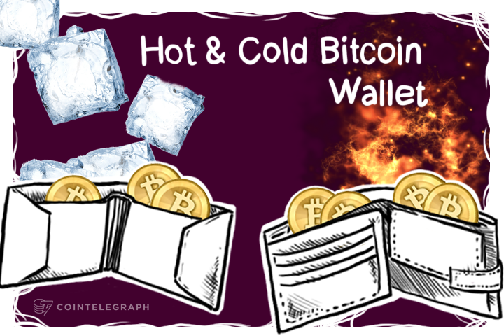 Be Your Own Bank: Hot & Cold Bitcoin Wallet
