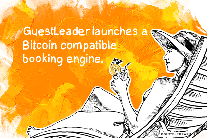 First only Bitcoin compatible booking engine.