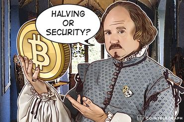 Bitcoin Halving Or Blockchain Security, Which One Should Come First?