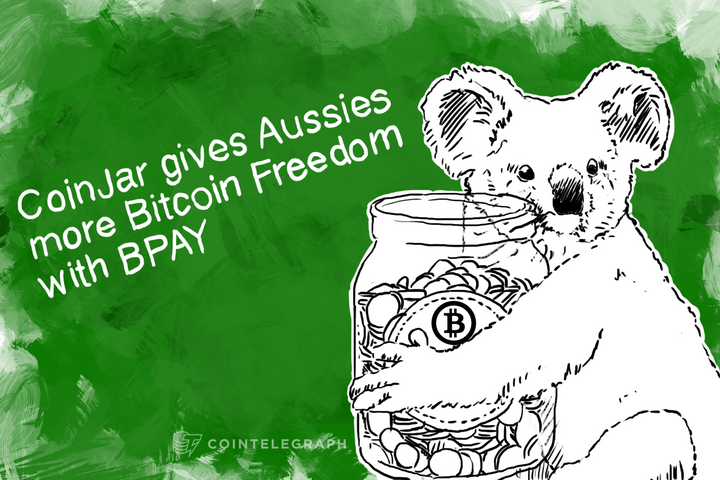 CoinJar gives Aussies more Bitcoin Freedom with BPAY