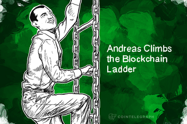 Andreas Climbs the Blockchain Ladder