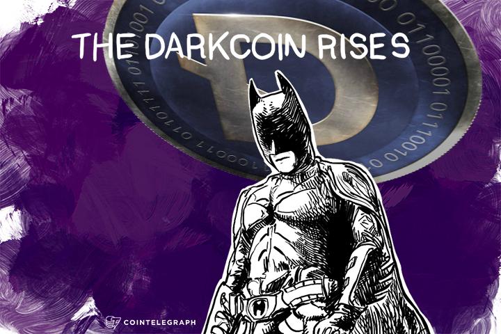 Darkcoin Rising