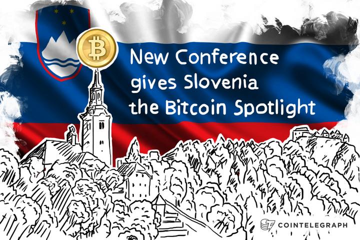 New Conference gives Slovenia the Bitcoin Spotlight