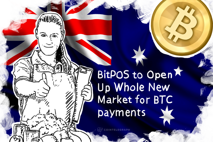 BitPOS to Open Up Whole New Market for BTC payments
