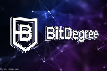 BitDegree's Token Sale Is In Full Swing: Reaches Soft Cap In 8 Hours; Wins Moonrise Competition's Grand Prize