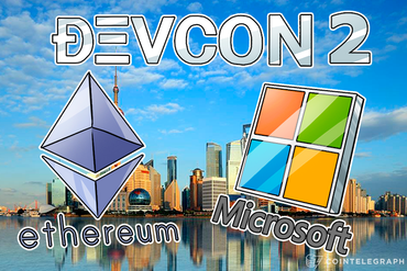 Microsoft backs Ethereum Developers Conference DevCon 2 in China