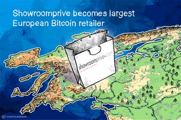 Showroomprive becomes largest European Bitcoin retailer