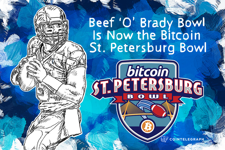 Beef 'O' Brady Bowl Is Now the Bitcoin St. Petersburg Bowl