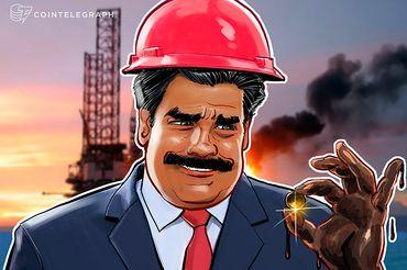 مادورو: فنزويلا ستصدر أول ١٠٠ مليون بترو