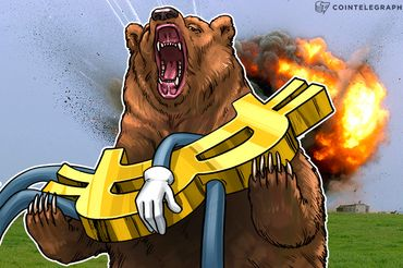 Bears Getting Their Jabs in During Bitcoin Downtime