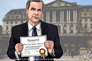 BIG Prize For Bitcoin Enthusiast Students from the Bank Of England