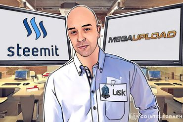 Lisk Blockchain Platform Could Host Megaupload 2.0 and Steemit
