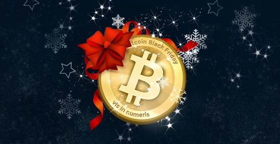 Black Friday Enters Bitcoin Community with Special Offers