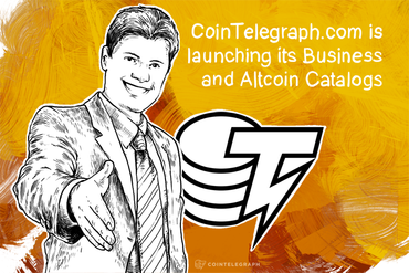 Cointelegraph is launching its Free to Join Business and Altcoin Catalogs