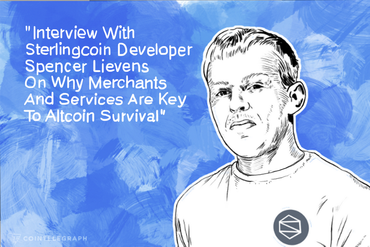 Interview With Sterlingcoin Developer Spencer Lievens: Why Merchants And Services Are Key To Altcoin Survival
