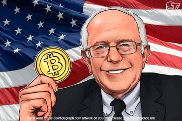 With President Bernie Sanders, Bitcoin Will Thrive