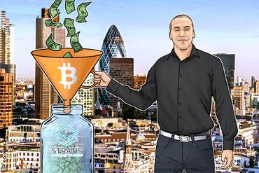 UK Blockchain Company Hits £100,000 Investment via Bitcoin