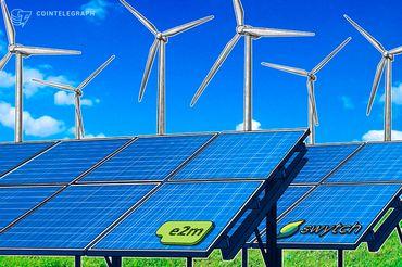 Stromhändler aus Deutschland will mit Blockchain nachhaltige Energiewirtschaft schaffen