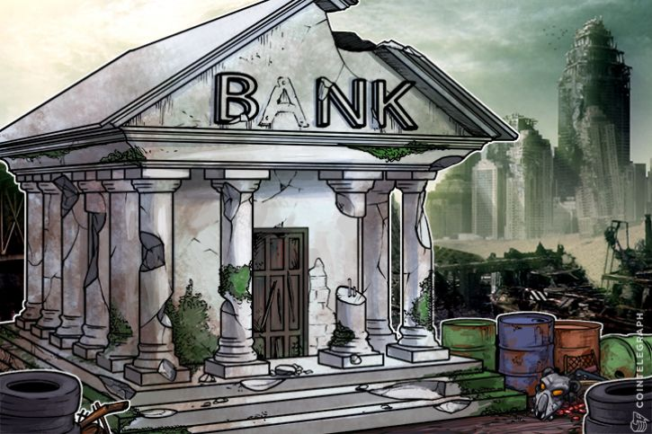 Bitcoin Market Cap Passes Deutsche Bank's Amid Loss Reversal