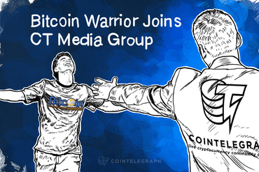 Bitcoin Warrior Joins CT Media Group, Discount Offered for Banner Placement