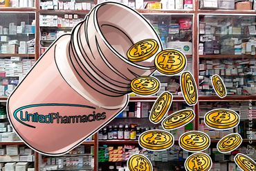 United Pharmacies Begin Accepting Bitcoin Payments