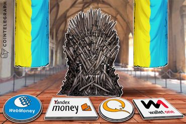 Tilting at Windmills, Ukraine Bans Russian Payment Services Not Operating in Ukraine