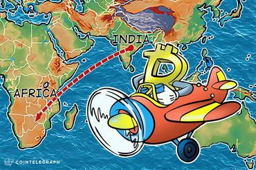 How India's Growing Bitcoin Use Will Drag Africa Along