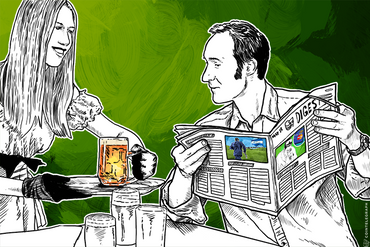 MAY 18 DIGEST: World's First 'Bitcoin Tracker' Goes Live, Ireland's P2P Currency Exchange Raises $10.6M