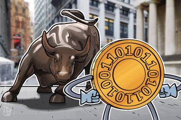 Bancos de Wall Street acompanham os preços das ações caírem enquanto o mercado cripto aumenta