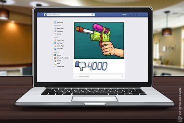 Gun Sales Continue Unabated On Facebook