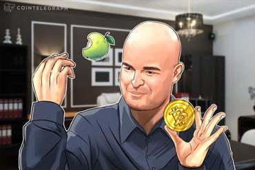 「5年以内にビットコインはアップルの時価総額を超える」米投資家ロニー・モアス氏が予測