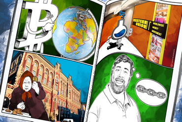 Weekend Roundup: Ukraine Central Bank to Remove Bitcoin Obstacles, Ripple Labs Partners With Western Union