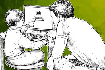Blockchain.info Asking for User Passwords