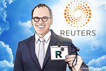 Thomson Reuters Joins R3 Blockchain Consortium