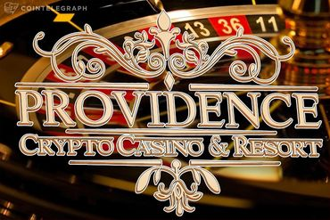 "Providence Crypto Casino: ""The Gaming Revolution Starts Now"""