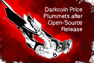 Darkcoin Price Plummets after Open-Source Release