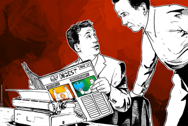 JUN 23 DIGEST: 2nd US Agent Pleads Guilty to Bitcoin Theft; Former Nike Exec Named Bitreserve CEO