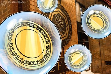 CFTC Ex-Chair: Crypto 'Bubble' Won't Burst Without Set Regulations To Bring In Big Money