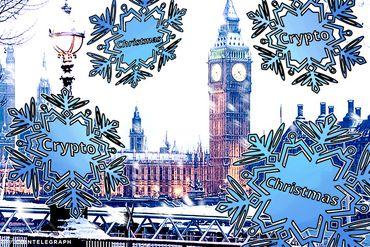 London Scene Roundup: Christmas Crypto, Sex, Satoshi and VoyeurCoin