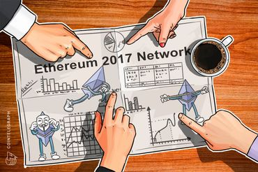 1090 DApps y 700 Tokens lanzados en la red Ethereum en el 2017, dice analista