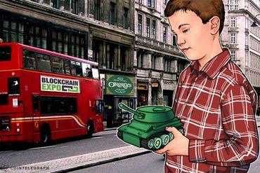 London Scene Roundup: Most Sexy ICOs, Blockchain-upon-Thames and Irishmen