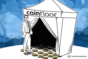 UK Bitcoin Exchange Coinfloor Launches P2P Marketplace
