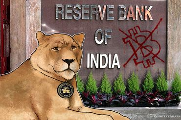 India's Central Bank Cracks Down on Bitcoin Again, Cautions Citizen Against it