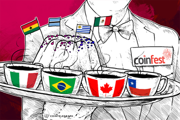 CoinFest 2015: Journey Around the World